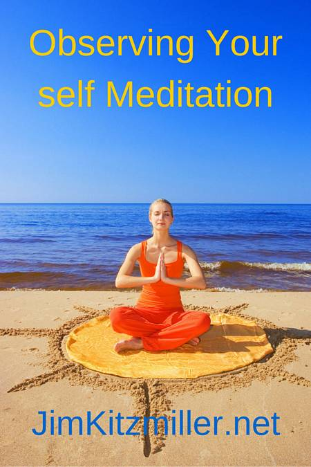 Observing Your self Meditation